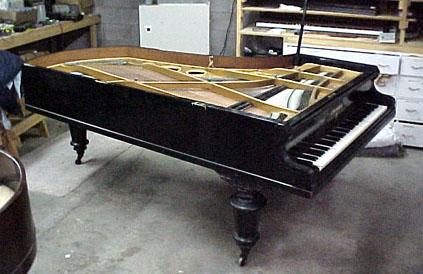 bechstein piano factory