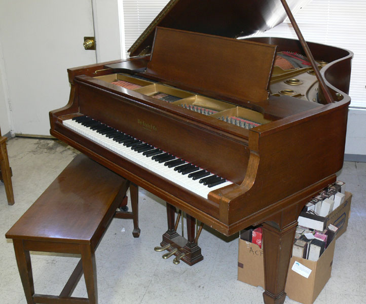 1927 Knabe 6 2 Quot Grand Piano
