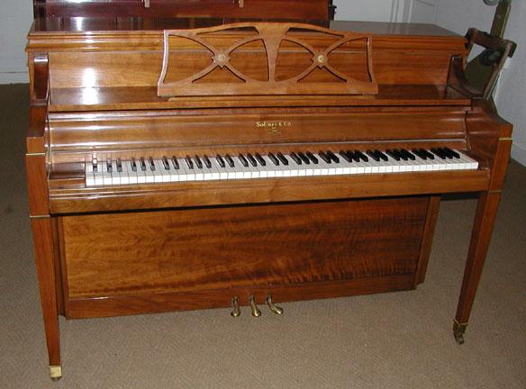 1960 Piano For Sale Sohmer Console Piano For Sale