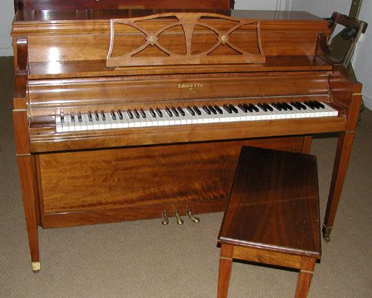 1960 Piano Worth Sohmer Piano Worth 1960
