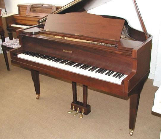 1931 Stuyvesant 5 Grand Piano