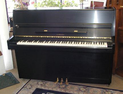 1982 yamaha 45 studio piano. Black Bedroom Furniture Sets. Home Design Ideas